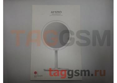 Зеркало для макияжа с подсветкой Xiaomi AMIRO LED Lighting mirror mini series (AML004S) (white)