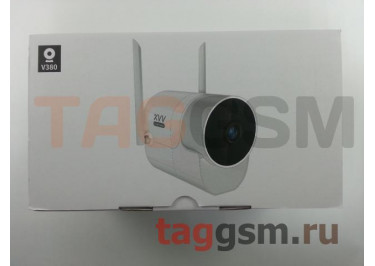 IP камера Xiaomi Xiaovv Outdor Camera 150° Wide angle version 1080p (XVV-1120S-B2) (white)