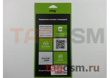 Пленка для iPhone 11 Pro Max (глянцевая) (на заднюю крышку) Ainy