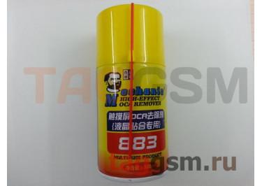 Спрей Mechanic MCN-883 для очистки дисплеев от клея (300мл)