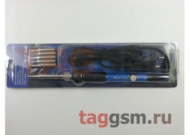 Паяльник Uyue 301D (регулировка температуры, керамический нагреватель, подставка, 5 жал)
