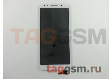 Дисплей для Alcatel 5059D 1X + тачскрин (белый)