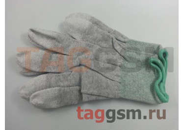 Антистатические перчатки (размер M)