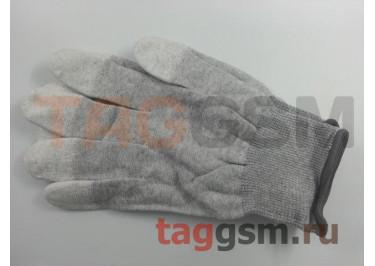 Антистатические перчатки (размер L)