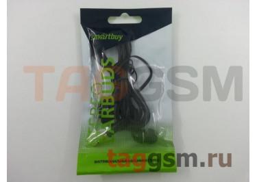 Наушники внутриканальные SmartBuy A4 черный, техпак