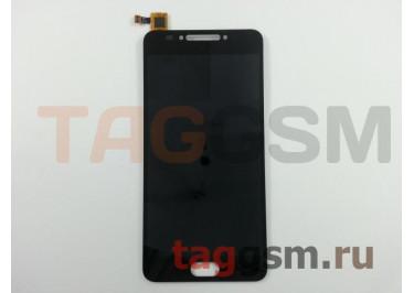 Дисплей для Alcatel 5085Q A5 + тачскрин (черный)