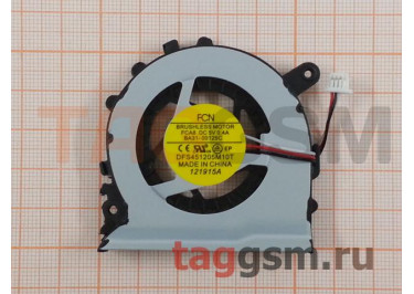 Кулер для ноутбука Samsung NP530U3C / NP530U4B / NP530U4C / NP535U3C / NP540U3C / NP540U4E