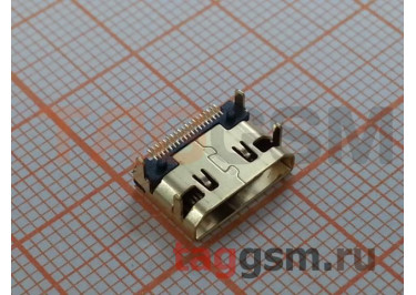 Разъем HDMI для ноутбука тип 1