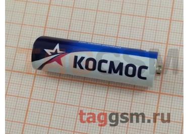 Элементы питания R06-4P (батарейка,1.5В) Космос