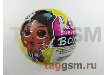 Игрушка L.O.L. Surprise! Boys Character Doll with 7 Surprises Series 3