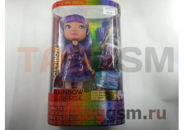 Игрушка Rainbow High Rainbow Surprise Large Doll - Purple Doll