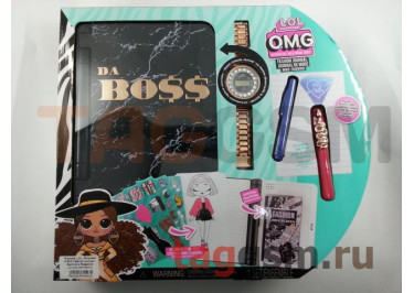 Игрушка L.O.L. Surprise! O.M.G. Fashion Journal - Electronic Password Journal with Watch