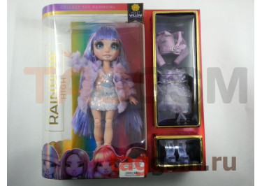 Игрушка Rainbow High Fashion Doll - Violet Willows