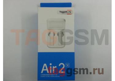 Bluetooth гарнитура Xiaomi True Wireless Bluetooth Headset Air 2SE (TWSEJ04WM) (white)