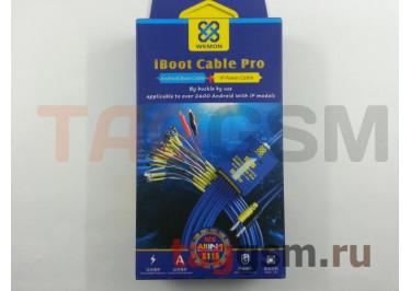 Провода питания S115 для проверки iPhone 6 / 6 Plus / 6S / 6S Plus / 7 / 7 Plus / 8 / 8 Plus / X / XR / XS / XS Max / 11 / 11 Pro / 11 Pro Max / SE (2020) / Huawei / Samsung / Xiaomi / OPPO / VIVO / Meizu / ZTE / LG / Lenovo / HTC / Motorola