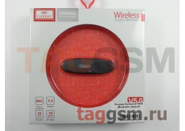 Ресивер Earldom ET-M40 (Bluetooth, черный)