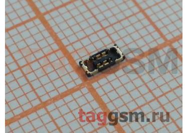 Коннектор АКБ для iPhone 8 / 8 Plus / X / XS / XS Max