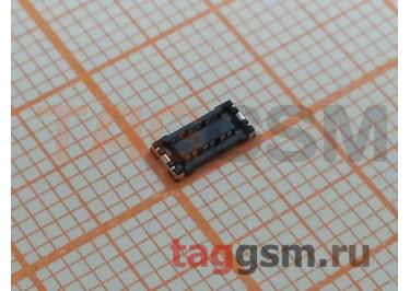 Коннектор АКБ для Asus Zenfone 5 (A500CG / A501CG)