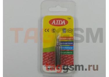 Жало для паяльника AIDA 900M-T-IS изогнутое (черный)