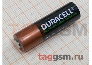 Аккумуляторы R6-4BL никель-металлгидридные (2500 mAh) Duracell