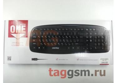 Клавиатура проводная Smartbuy 116 USB Black (SBK-116-K)