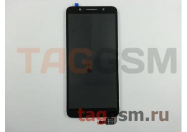 Дисплей для Alcatel 5009D 1C + тачскрин (черный)