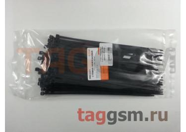 Хомут нейлоновый Proconnect 3,6 x 200 (черный) 100 штук