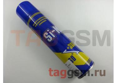 Спрей-смазка силиконовая (400мл) Rexant
