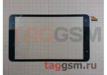 Тачскрин для Dexp Ursus S380 3G (XC-PG0800-138-FPC-A0) (203*119 мм) (черный)