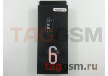 Фитнес-браслет Xiaomi Mi Band 6 (XMSH15HM) (черный)