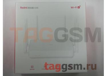 Маршрутизатор Wi-Fi Xiaomi Redmi Router AX6 (RA69) (white)