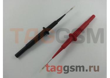 Щупы для мультиметра Cleqee P5008 (гнездо 4мм, 600В, 10А) 2шт.