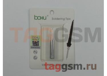 Жало для паяльника BAKU 900M-T-B прямое, толстое (серебро)