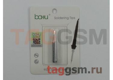Жало для паяльника BAKU 900M-T-D прямое, толстое (серебро)