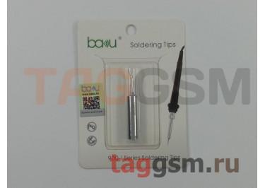 Жало для паяльника BAKU 900M-T-S изогнутое (серебро)