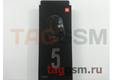 Фитнес-браслет Xiaomi Mi Band 5 (XMSH10HM) (черный)