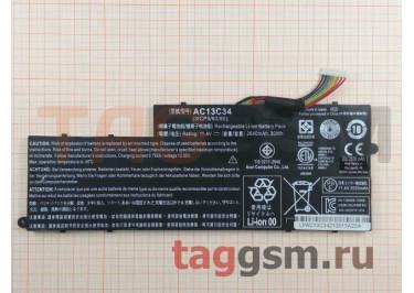 АКБ для ноутбука Acer Aspire E3-111 / E3-112 / E3-112M / V5-122 / V5-122P / V5-132 / V5-132P, 2200mAh, 11.4V (AC13C34)