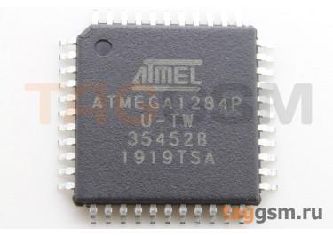 ATmega1284P-AU (TQFP-44) Микроконтроллер 8-Бит, AVR