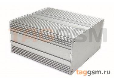 AK-C-C51 Корпус алюминиевый настольный серебристый 61x115x120мм (0,428кг)