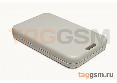 AK-S-42 Корпус пластиковый мобильный белый 90x60x14мм (0,035кг)