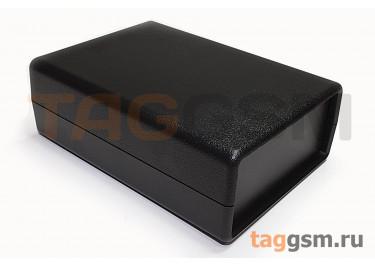 BDH 20001-A2 Корпус пластиковый настольный чёрный 105x75x36мм