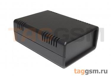 BDH 20005-A2 Корпус пластиковый настольный чёрный 105x75x36мм