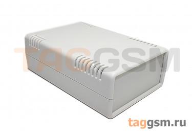BDH 20006-A1 Корпус пластиковый настольный белый 135x90x45мм