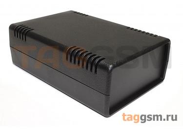 BDH 20006-A2 Корпус пластиковый настольный чёрный 135x90x45мм