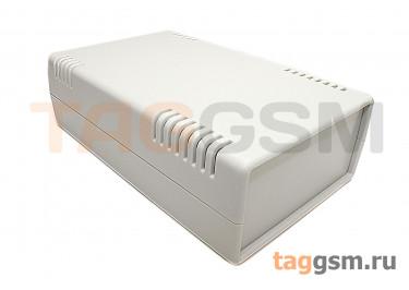 BDH 20007-A1 Корпус пластиковый настольный белый 164x100x50мм