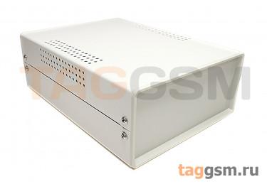 BDA 40004-A1(W200) Корпус стальной настольный белый 150x70x200мм