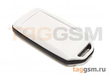 BMC 70001-A5 Корпус пластиковый мобильный белый / черный 72x39x15мм