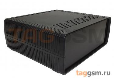 BDH 20014-A2 Корпус пластиковый настольный чёрный 230x210x86мм
