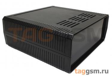 BDH 20013-A2 Корпус пластиковый настольный чёрный 200x190x76мм