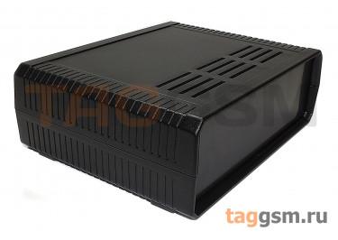 BDH 20012-A2 Корпус пластиковый настольный чёрный 180x140x60мм